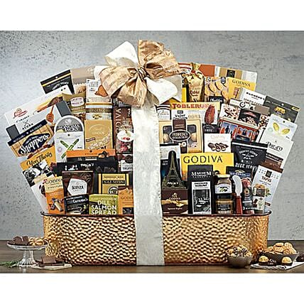 Ultimate Wine Country Gourmet Basket