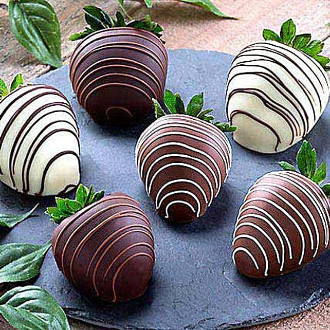 Dipped Chocolate Strawberries
