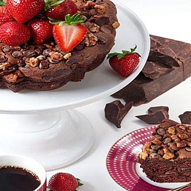 Viennese Coffee Cake - Chocolate Birthday