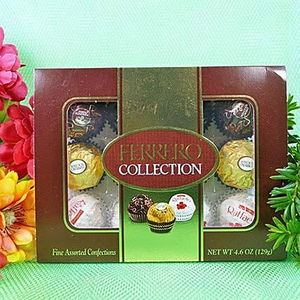 A Dozen Of Ferrero Collection:Chocolate Delivery in USA
