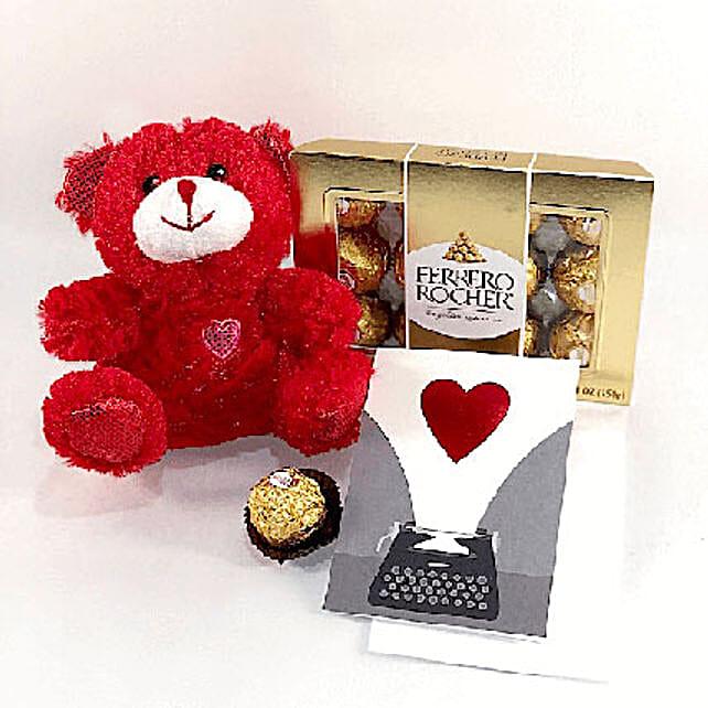 Ferrero And Teddy