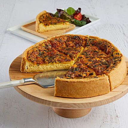Florentine Quiche Cake Cakes:Diwali Gifts to USA