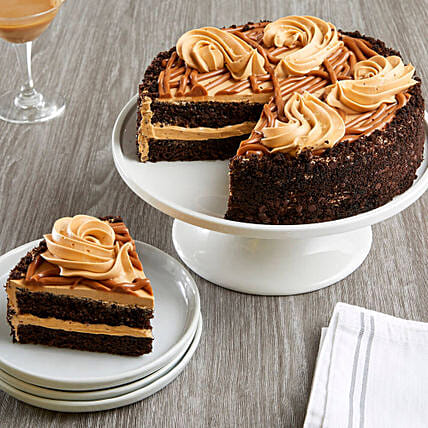 Salted Caramel Chocolate Cake Cakes Birthday