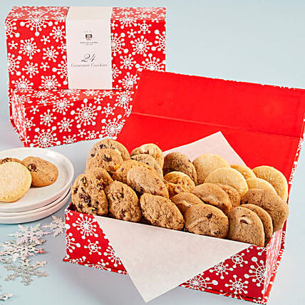 Sweet and Savory Cookie Box