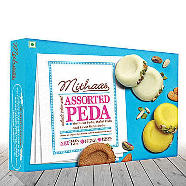 Assorted Peda 340 Gm:USA Sweets