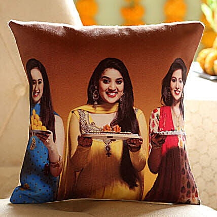 Customise Picture Cushion