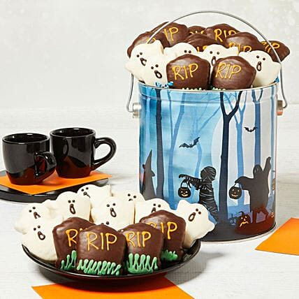 The Sinister Halloween Pail