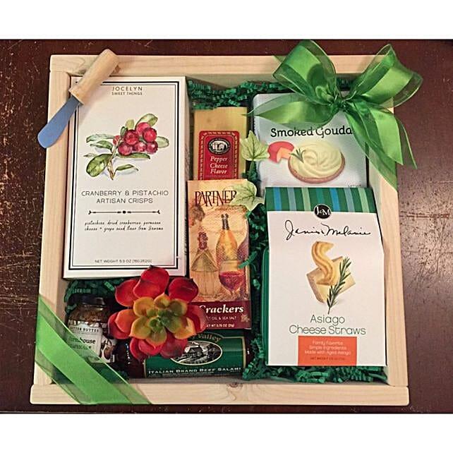 Box Of Gourmet Treats
