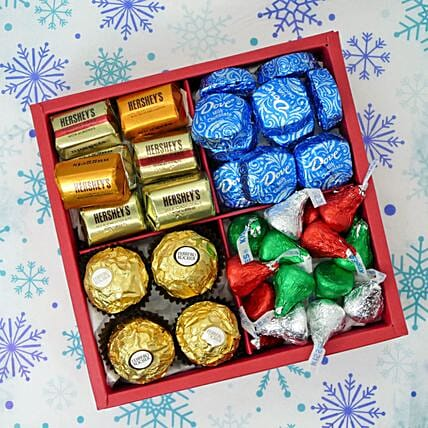New Year Choco Package