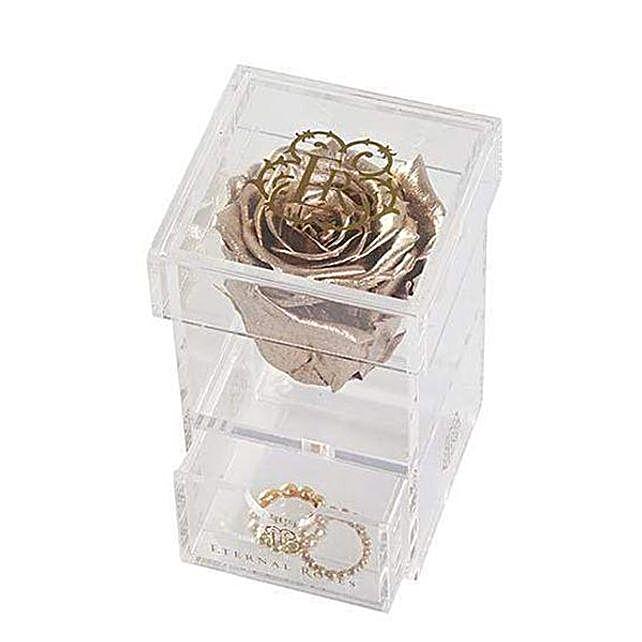 Gold Eternal Rose