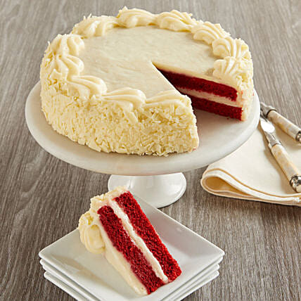 Red Velvet Chocolate Cake Cakes Birthday:Send Cakes to USA