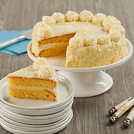 Vanilla Bean Cake Cakes Birthday:Send Cakes to USA