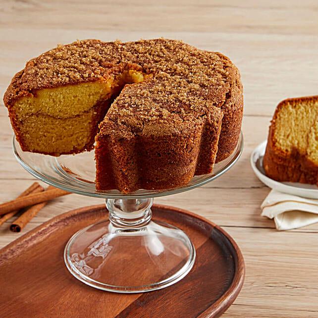 Viennese Coffee Cake - Cinnamon Cakes Birthday
