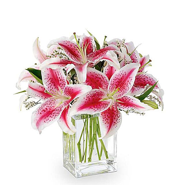 Exquisite Mixed Flowers Arrangement
