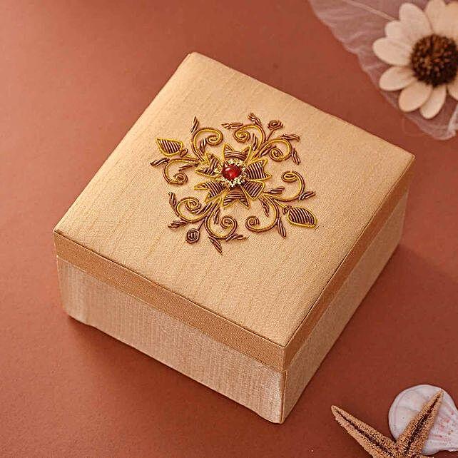 Beautiful Artistically Designed Jewellery Box