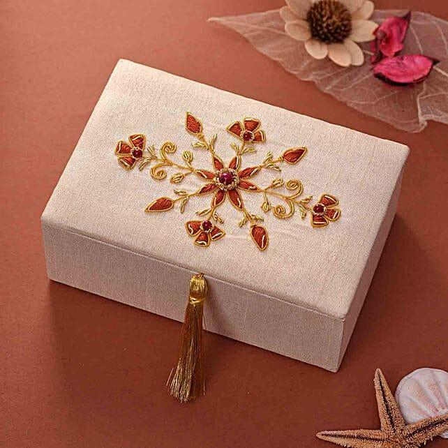 Beautiful Intricately Designed Bangle Box