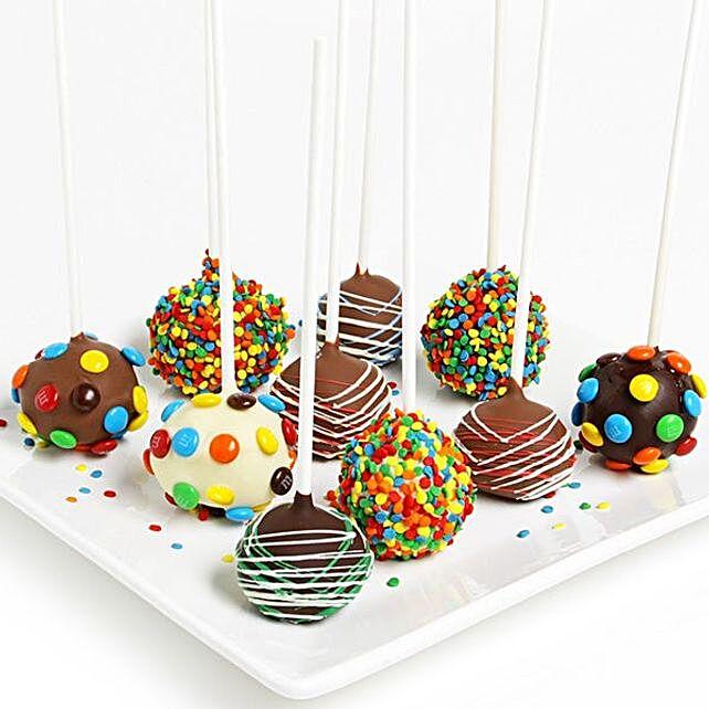 Belgian Chocolate Delicious Cake Pops