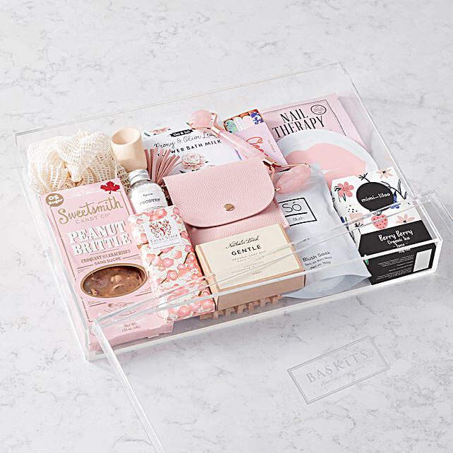 Happy Mothers Day Skin Care Essentials Hamper