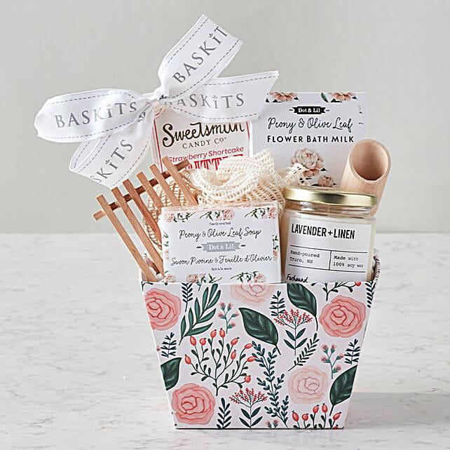 Mothers Day Special Rejuvenating Spa Gift Hamper