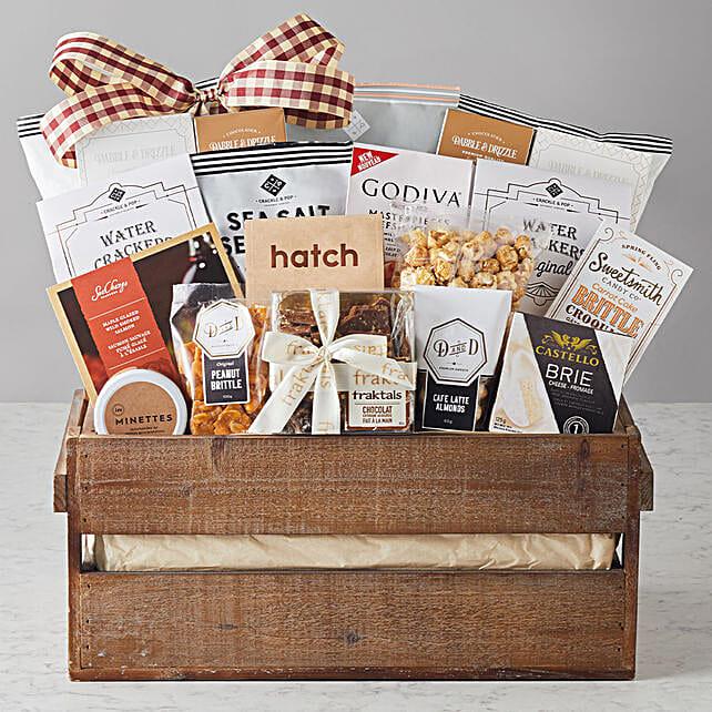 Eastwood Gourmet Food Basket
