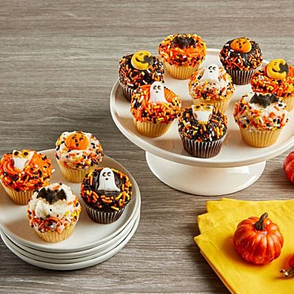 Assorted Cup Cakes 12