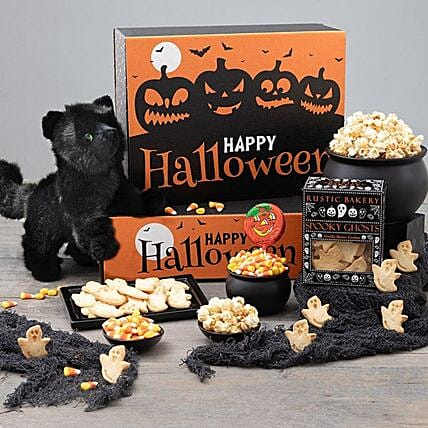 Haunted Halloween Care Package