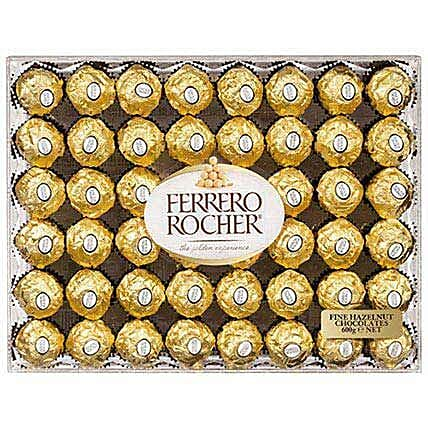 4 Dozens Of Ferrero Rocher Chocolates