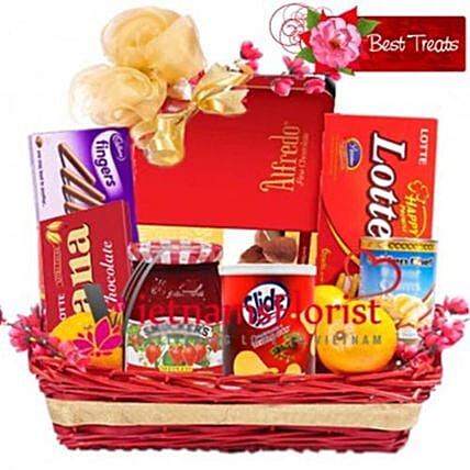 Celebratory Gifting Basket
